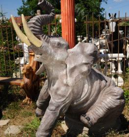 Фигура  «Слон большой сидящий», купить в Крыму и Севастополе