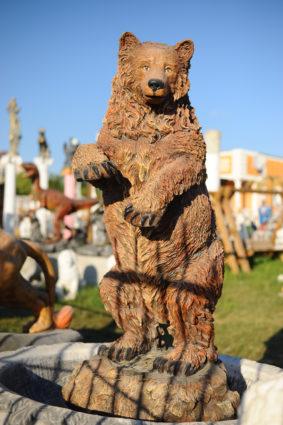 Фигура «Медведь», купить в Крыму и Севастополе
