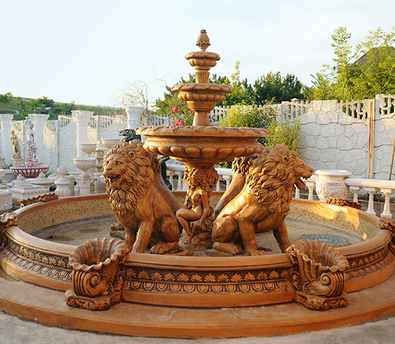 фонтан ДЛЯ ДАЧИ