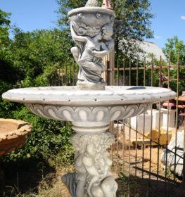 Фонтан  «Влюбленные с вазой», купить в Крыму и Севастополе