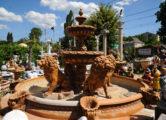 Фонтан  «Львы», купить в Крыму и Севастополе