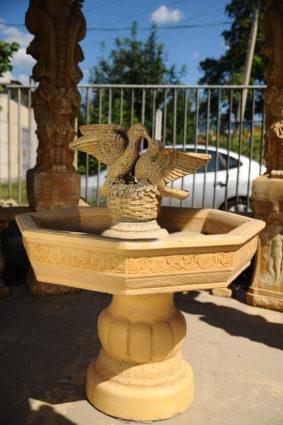 Фонтан  «голуби», купить в Крыму и Севастополе