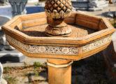 Фонтан  «мраморный ананас», купить в Крыму и Севастополе