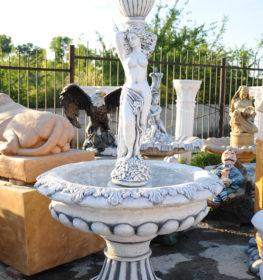 Фонтан  «дева», купить в Крыму и Севастополе