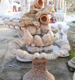 Фонтан  «кувшины на камнях», купить в Крыму и Севастополе