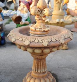 Фонтан  «царская лилия», купить в Крыму и Севастополе