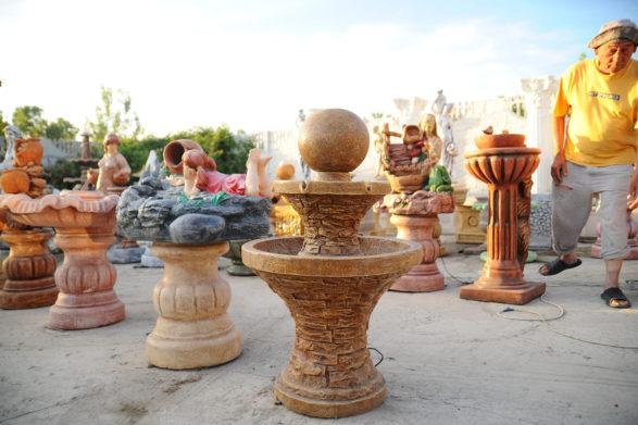 Фонтан  «шар», купить в Крыму и Севастополе