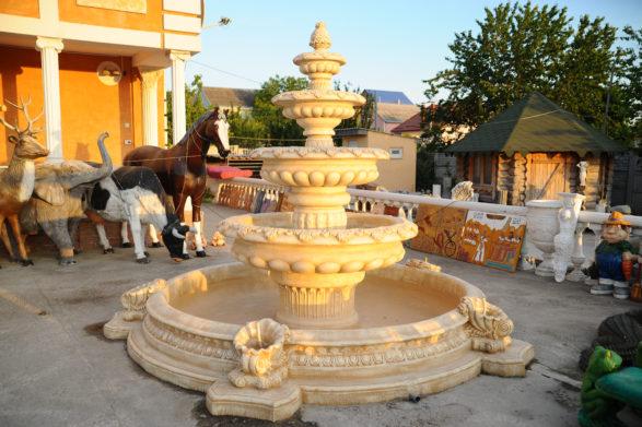 Фонтан  «царский в среднем бассейне», купить в Крыму и Севастополе