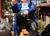 Фигура «Капитан», купить в Крыму и Севастополе