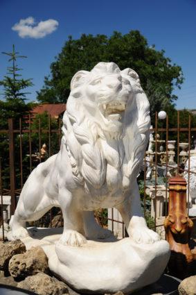 Фигура «Лев на камне», купить в Крыму и Севастополе