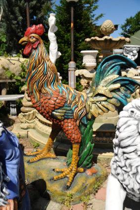 Фигура «Петух», купить в Крыму и Севастополе