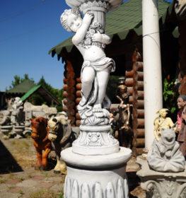 Фигура «Девочка с вазой», купить в Крыму и Севастополе