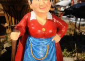 Фигура «Солоха», купить в Крыму и Севастополе
