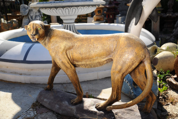 Фигура «Гепард», купить в Крыму и Севастополе