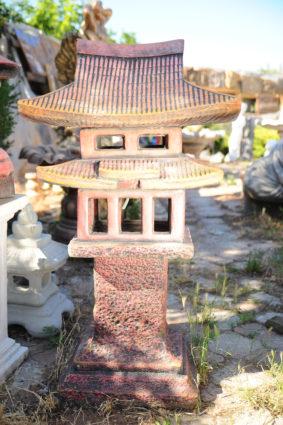 Садовый фонарь «китайский», купить в Крыму и Севастополе