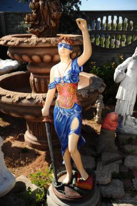 Фигура «Фемида», купить в Крыму и Севастополе
