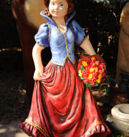 Фигура «Белоснежка», купить в Крыму и Севастополе