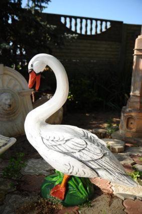 Фигура «Лебедь», купить в Крыму и Севастополе