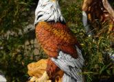 Фигура «Орел на бревне», купить в Крыму и Севастополе