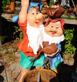 Фонтан «два гнома», купить в Крыму и Севастополе