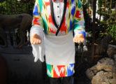 Фигура «Официант узбек», купить в Крыму и Севастополе