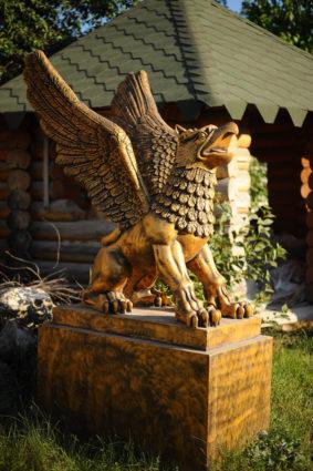 Фигура «Грифон», купить в Крыму и Севастополе