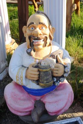 Фигура «Козак», купить в Крыму и Севастополе