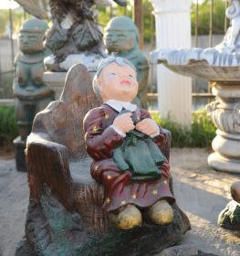 Фигура «Бабушка», купить в Крыму и Севастополе