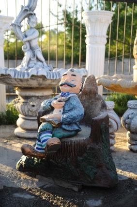 Фигура «Дедушка», купить в Крыму и Севастополе