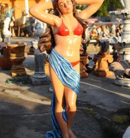 Фигура «Девушка в купальнике», купить в Крыму и Севастополе