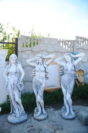 Фигура «Девушка Изабелла», купить в Крыму и Севастополе
