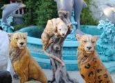 Фигура «Леопард», купить в Крыму и Севастополе
