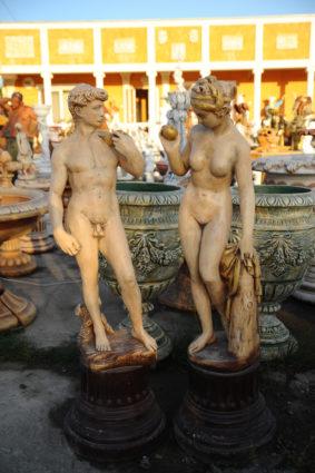 Фигура «Адам», купить в Крыму и Севастополе