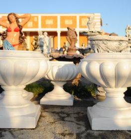 Уличный вазон для цветов №2, купить в Крыму и Севастополе