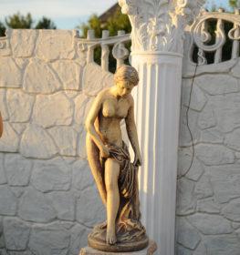 Фигура «Купальщица», купить в Крыму и Севастополе