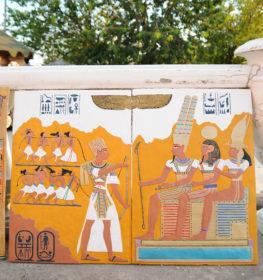 Фреска «Египетская» №1, купить в Крыму и Севастополе