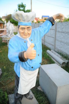 Фигура «Повар», купить в Крыму и Севастополе