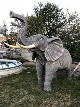 Фигура «Слон», купить в Крыму и Севастополе