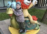 Фигура «Львенок и Черепаха», купить в Крыму и Севастополе