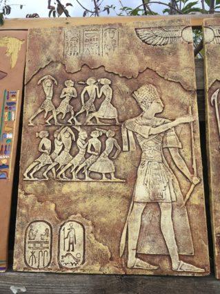 Фреска «Египетская» №3, купить в Крыму и Севастополе