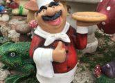 Фигура «Повар маленький», купить в Крыму и Севастополе
