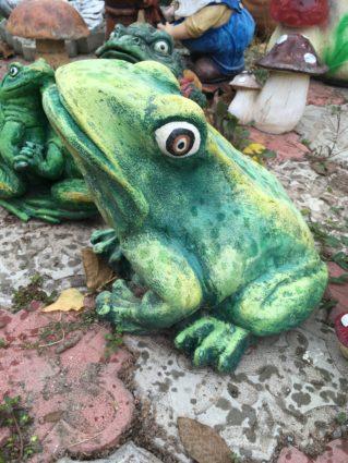 Фигура «Лягушка», купить в Крыму и Севастополе