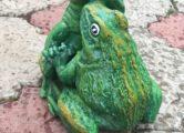 Фигура «Две лягушки», купить в Крыму и Севастополе