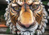 Барельеф «Лев» №4, купить в Крыму и Севастополе