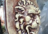 Барельеф «Лев» №5, купить в Крыму и Севастополе