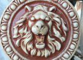 Барельеф «Лев» №7, купить в Крыму и Севастополе