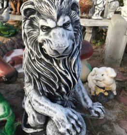 Лев с шаром новый, купить в Крыму и Севастополе